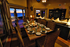Great Room Dining