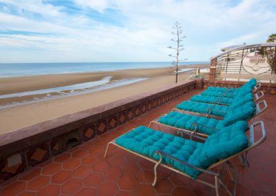 Patio Loungers Beach