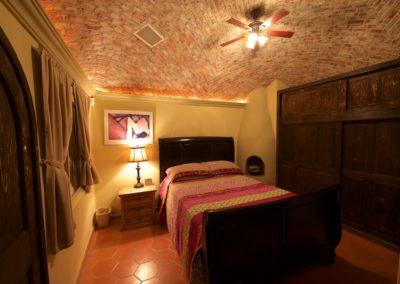 Courtyard Bedroom
