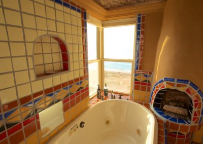 Master Bath Tub Ocean View