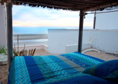 Outdoor Bed Oceanview